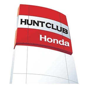Hunt Club Honda logo
